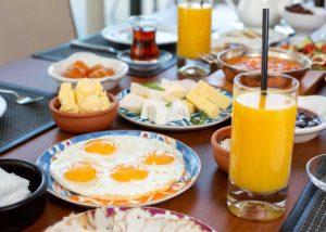 desayunos corporativos tryp bogota